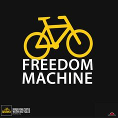 Bicycles, cycling, freedom