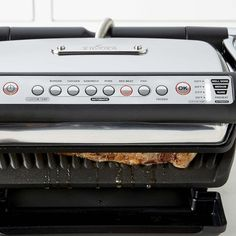 All-Clad Electric Indoor Grill with AutoSense