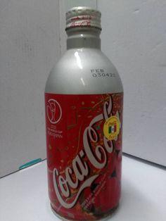 Coca Cola Koke Korea Japan 2002 FIFA Wold Cup Alluminium Bottle Special Editio | eBay