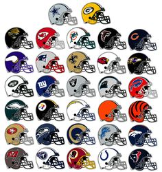 nfl football | Tag Your Friends as NFL Football Helmets on Facebook Tags Pictures