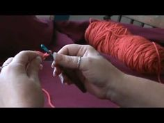 How to Crochet the Romanian Lace Cord