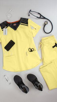 Johns Hopkins Hospital, Scrub Shop, Scrubs Outfit, Medical Uniforms, Uniform Design, Medical Scrubs, Nike Jacket, Couture, Womens Fashion