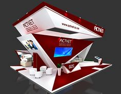 """Check out new work on my @Behance portfolio: """"ACTVET STAND DESIGN"""" http://be.net/gallery/40749539/ACTVET-STAND-DESIGN"""