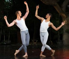 Cape Town City Ballet | 2016 | Shades of Love - Tom Thorne and Revil Yon | © CTCB |