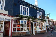 Pump House Pub, Market Street, Brighton