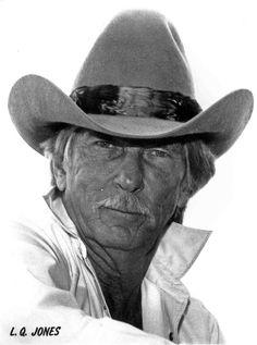 Character actor L. Q. Jones.