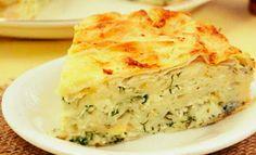 Потрясающий сырный пирог из лаваша с зеленью. Теперь рекомендую его всем подругам!
