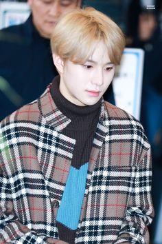 🍂Aesthetic brown Jungwoo🍁 airport  #JUNGWOO #정우 #NCT2018 #NCT127 #NCT #엔씨티127 #brownjungwoo #brownuwu Kim Jung Woo, Winwin, Taeyong, Jaehyun, Nct Dream, Nct 127, Cute Boys, Boy Groups, Men Casual