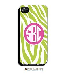 Stacy Claire Boyd-phone | iPhone 4/4S Cases | Wild Thang 2D iPhone Case