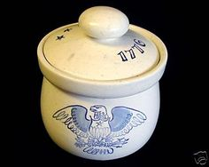 1776 Eagle Provincial by Metlox, Sugar Dish