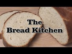 """This satisfying white bread is the British version of the European """"baton"""". It has a delicious flavour but you need to start making it before lunchtime! English Bread, English Food, Bread Cake, Dessert Bread, Cornish Pastry, Russian Recipes, English Recipes, Beans On Toast, Bread Kitchen"""