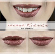 Úžasná farba, perfektná výdrž na perách a nádherný metalický odlesk <3 Značka Milani je jednoducho dokonalá <3