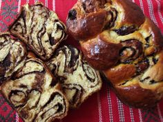 """Today I'm baking: """"cozonac"""" for the Sacred Bread culinary project"""
