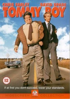 From 1.47 Tommy Boy [dvd] [1995]