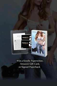 Win a Kindle Paperwhite Amazon Gift Card or Signed Paperback... IFTTT reddit giveaways freebies contests