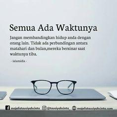 31 Ideas For Quotes Indonesia Motivasi Hidup Belajar Quran Quotes, Wisdom Quotes, Words Quotes, Life Quotes, Qoutes, Quotes Sahabat, Quotes Lucu, Arabic Quotes, Funny Quotes