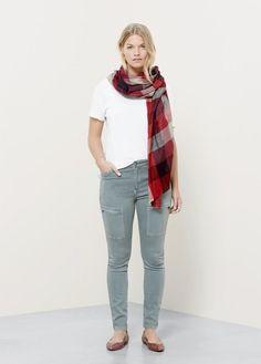 Jeans super slim dylan | VIOLETA BY MANGO