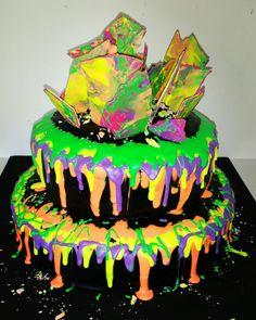 Neón cake