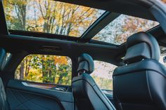 Road trip pro-tip: New England is celebrated for its unparalleled autumnal landscapes. Drive from Portland to Bar Harbor during the first 3 weeks of October to experience peak foliage season. Lincoln Mkc, Lincoln Aviator, 3 In One, Autumnal, 3 Weeks, New England, Portland, Car Seats, Road Trip