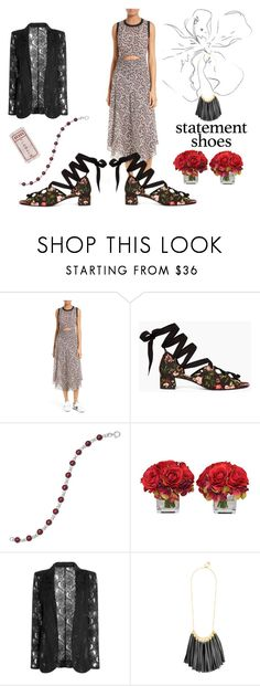 """""""impact"""" by create-494 ❤ liked on Polyvore featuring A.L.C., The French Bee and BaubleBar"""