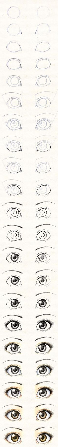 Рисуем глаза текстильной кукле / Tutorial: Draw eyes for textile doll #diy #painting #doll