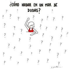 Por  @mundo_yasta  #pelaeldiente  #feliz #comic #caricatura #viñeta #graphicdesign #funny #art #ilustracion #dibujo #humor #sonrisa #creatividad #drawing #diseño #doodle #cartoon #dudas