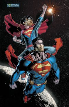 superman and his son by doug mahnke - Kerll Ked - Google+