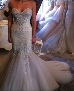 steven khalil I have never found a dress so beautiful! this needs to be my dress!
