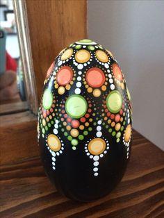 Rock Painting Patterns, Dot Art Painting, Rock Painting Designs, Mandala Painting, Pebble Painting, Pebble Art, Mandala Art, Stone Painting, Mosaic Flower Pots