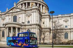 3hr London Panorama Open Top Bus Tour