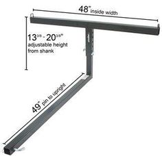 Load Extender Dimensions