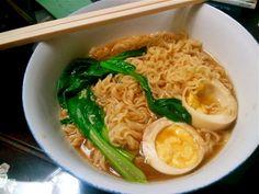 Beef Ramen Noodles