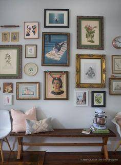 Ideias Diy, Inspiration Wall, New Room, Frames On Wall, Home And Living, Wall Art Decor, Living Room Decor, Diy Home Decor, Interior Design