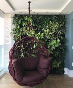 Jardim vertical: tendência sustentável - Ideas and Inspirations - Indian Living Rooms Modular Furniture, Types Of Furniture, Art Deco Furniture, Furniture Logo, Classic Furniture, Living Furniture, Furniture Layout, Plywood Furniture, Unique Furniture