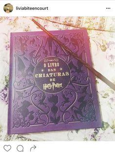 Resenha O Livro das Criaturas de Harry Potter