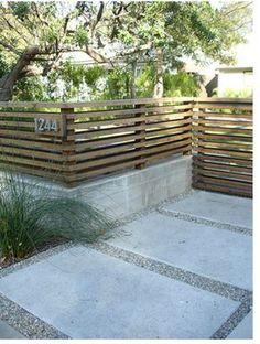 wall & fencing
