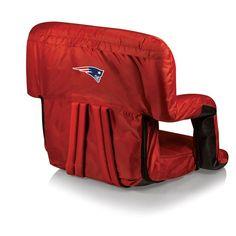 New England Patriots Ventura Recreational Stadium Seat