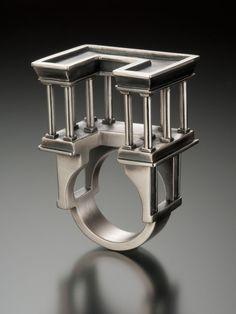 Donna Veverka's Portico Ring