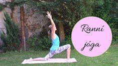 Ranní jóga pro pokročilé Yoga, Videos, Music, Fitness, Youtube, Musica, Musik, Muziek, Music Activities