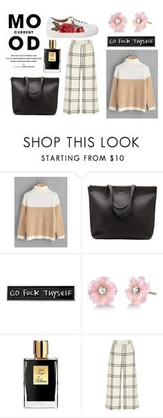 """Mood !"" by matildaforss on Polyvore featuring Current Mood, RIPNDIP, Irene Neuwirth, Kilian and River Island"