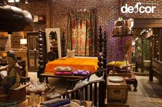 Bedroom Photos African Safari Decor Design Ideas, Pictures, Remodel, and Decor - page 8