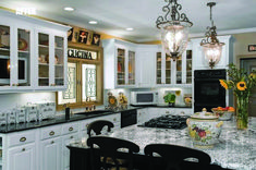 Surprising green and white granite countertops just on home design ideas site
