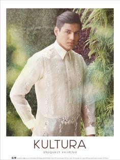 Pinasilk barong Barong Tagalog, Filipiniana Dress, Noli Me Tangere, Wedding Details, Wedding Ideas, Royal King, Pinoy, Wedding Attire, Filipino