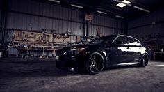 Black BMW M4 HD Wallpaper