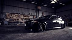 Black BMW M4 HD Wallpaper