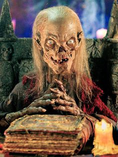 Tales from the Crypt. Would be really cool to make a prop of him.