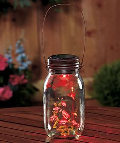 Hummingbird Solar Color-Changing Jars. Starting at $1 on Tophatter.com!