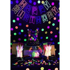 46 Ideas party neon cake for 2019 Neon Birthday, 13th Birthday Parties, Cake Birthday, Glow Stick Party, Glow Sticks, Glow Party Decorations, Neon Party Themes, Bolo Neon, Neon Cakes
