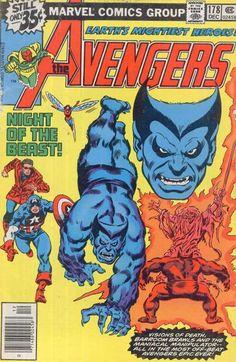 Avengers (1963 1st Series) #178, December 1978 Issue - Marvel Comics - Grade G