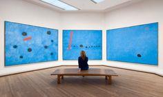 Joan Miró in London